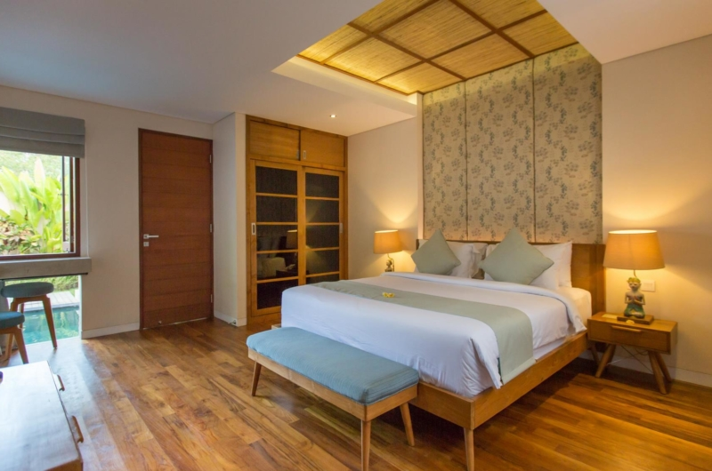Bedroom with TV - Beautiful Bali Villas - Seminyak, Bali