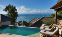 Swimming Pool – Bersantai Villas Villa Ganesha – Nusa Lembongan, Bali