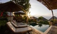 Swimming Pool - Bersantai Villas Villa Kundalini - Nusa Lembongan, Bali