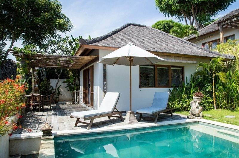 Swimming Pool - Bersantai Villas Villa Rama - Nusa Lembongan, Bali