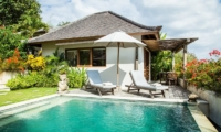Swimming Pool - Bersantai Villas Villa Sinta - Nusa Lembongan, Bali