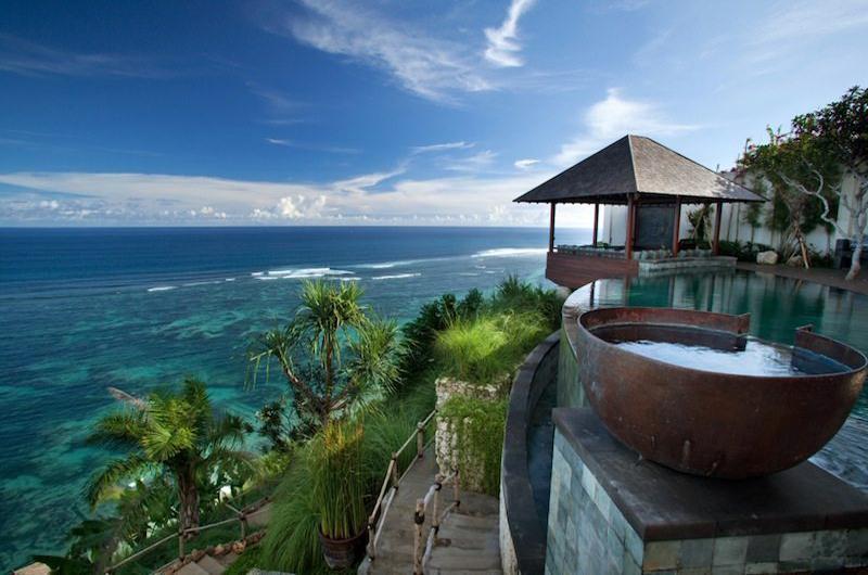 Outdoor Area - Bidadari Estate - Nusa Dua, Bali