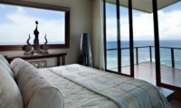 King Size Bed with Sea View - Bidadari Estate - Nusa Dua, Bali