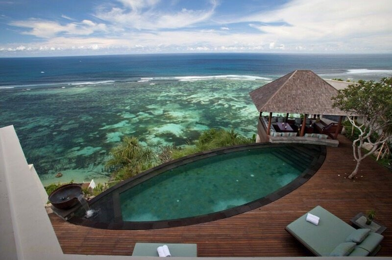 Gardens and Pool - Bidadari Estate - Nusa Dua, Bali
