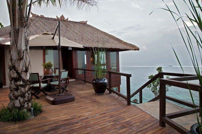 Up Stairs Seating Area - Bidadari Estate - Nusa Dua, Bali