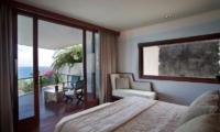 Bedroom and Balcony - Bidadari Estate - Nusa Dua, Bali