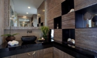 Bathroom with Mirror - Bidadari Estate - Nusa Dua, Bali