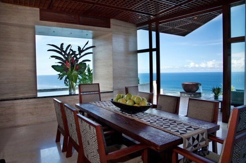 Dining Area - Bidadari Estate - Nusa Dua, Bali