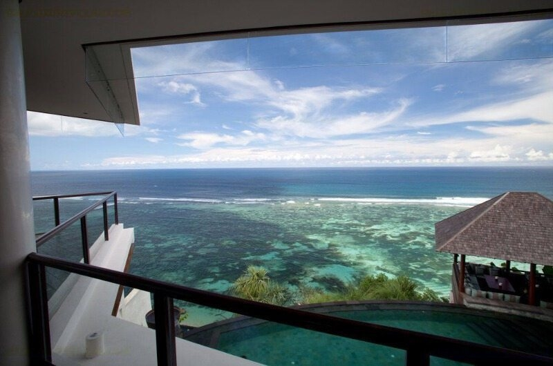 Balcony View - Bidadari Estate - Nusa Dua, Bali