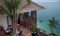 View from Balcony - Bidadari Estate - Nusa Dua, Bali