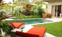 Sun Loungers - Briana Villa - Batubelig, Bali
