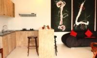 Kitchen Area - Briana Villa - Batubelig, Bali