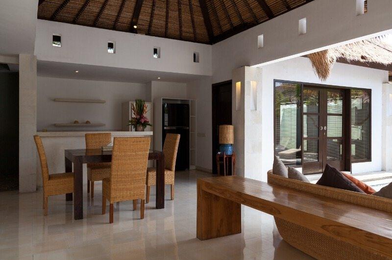 Dining Area - Bvilla Spa - Seminyak, Bali