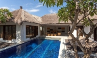 Pool Side - Bvilla Spa - Seminyak, Bali