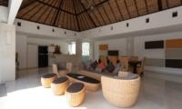 Living Area - Bvilla Spa - Seminyak, Bali