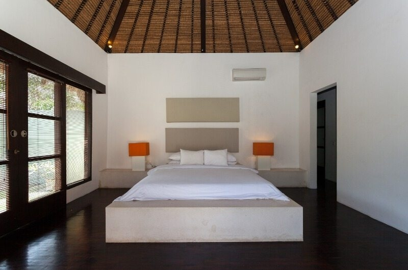 Bedroom with Wooden Floor - Bvilla Spa - Seminyak, Bali