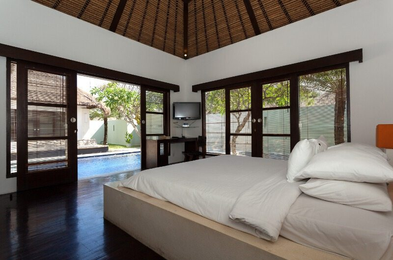 Bedroom with Pool View - Bvilla Spa - Seminyak, Bali
