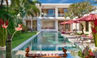 Private Pool - Casa Brio - Seminyak, Bali