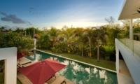 Gardens and Pool - Casa Brio - Seminyak, Bali