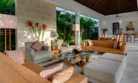 Living Area - Casa Brio - Seminyak, Bali