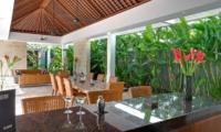 Dining Area - Casa Brio - Seminyak, Bali