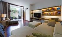 TV Room - Casa Brio - Seminyak, Bali