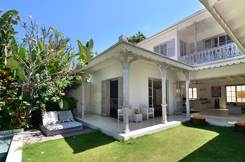Outdoor Area - Casa Cinta 2 - Batubelig, Bali