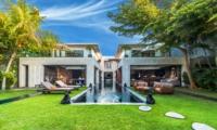 Gardens and Pool - Casa Hannah - Seminyak, Bali
