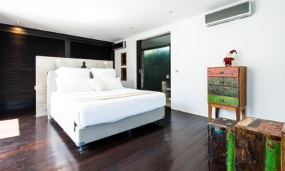 Bedroom with Wooden Floor - Casa Hannah - Seminyak, Bali