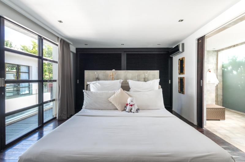 Bedroom with View - Casa Hannah - Seminyak, Bali
