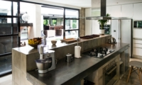 Kitchen Area - Casa Hannah - Seminyak, Bali