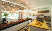 Kitchen with Utensils - Casa Lucas - Seminyak, Bali