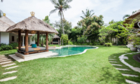 Gardens and Pool with Trees - Casa Lucas - Seminyak, Bali