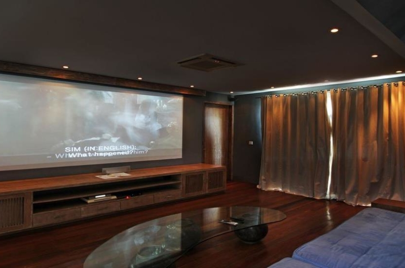 Media Room - Casa Mateo - Seminyak, Bali