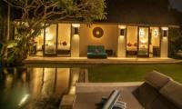 Night View - Casa Mateo - Seminyak, Bali