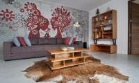 Lounge Area - Casa Cinta 1 - Batubelig, Bali