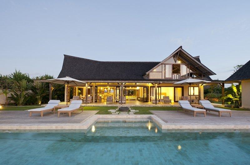 Pool Side - Casa Del Mar - Nusa Lembongan, Bali
