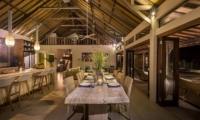 Dining Area - Casa Del Mar - Nusa Lembongan, Bali