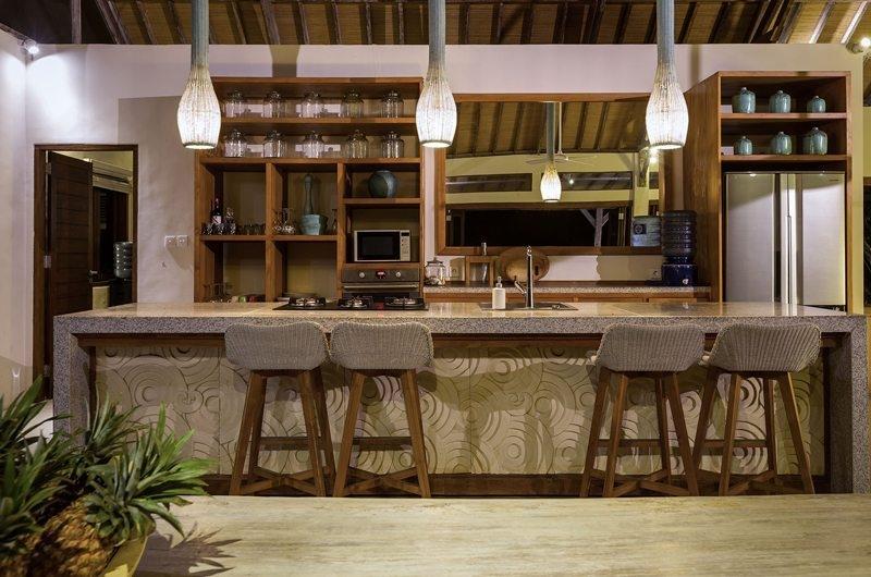 Kitchen Area - Casa Del Mar - Nusa Lembongan, Bali