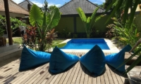 Pool Side - Castaway - Nusa Lembongan, Bali