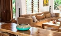 Lounge Area - Castaway - Nusa Lembongan, Bali