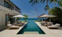 Pool Side - Cempaka Villa - Candidasa, Bali
