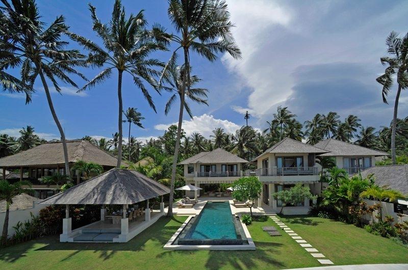 Outdoor Area - Cempaka Villa - Candidasa, Bali