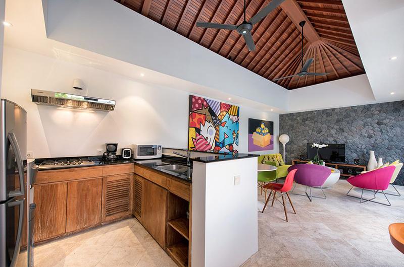 Kitchen Area - Chakra Villas - Villa Yasmee - Seminyak, Bali