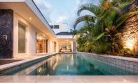 Swimming Pool - Chakra Villas - Villa Yasmee - Seminyak, Bali