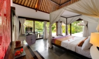 Spacious Bedroom with Pool View - Chalina Estate - Canggu, Bali