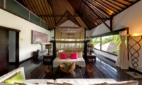 Bedroom with Wooden Floor - Chalina Estate - Canggu, Bali
