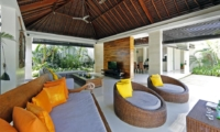 Family Area with View - Chandra Villas - Seminyak, Bali