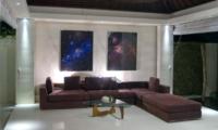 Lounge Area - Chandra Villas 2 - Seminyak, Bali