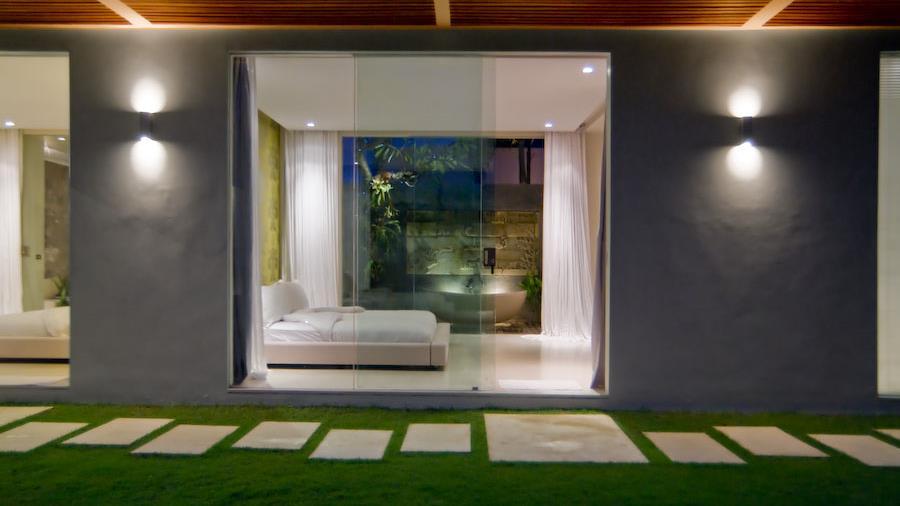Bedroom View - Chandra Villas 2 - Seminyak, Bali